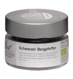 Schwarzer Bio-Bergpfeffer